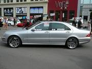 01 S600 MERCEDES V12,  Fully loaded , Top of the line 99k , 20