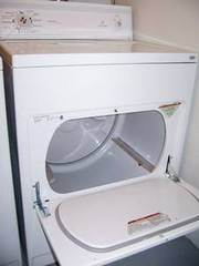 Kenmore Heavy Duty - Extra Capacity Dryer (white)