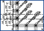 Structural Steel Detailing Drawings by experts steel detailers