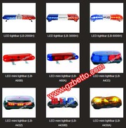 Wholesale LED police lightbar,  LED emergency lightbar,  LED lightbar
