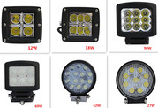 LED Headlight, led Light Bar, led Working Light, Xenon HID for Automotive