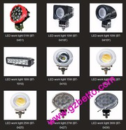 Wholesale LED work light,  LED work lamp,  LED working lights,  Worklight